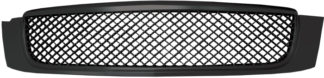 72R-CADEV00-GME-BK ABS Glossy Black Bentley Mesh Style Replacement Grille