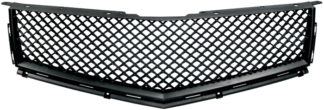 72R-CASRX10-GME-BK ABS Black Bentley Mesh Style Replacement Grille Top