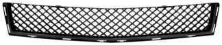 72R-CASRX10B-GME-BK ABS Black Mesh Style Replacement Grille Bumper