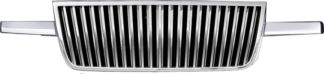 72R-CHSIL05HD-GVB ABS Chrome Vertical Bar Style Replacement Grille