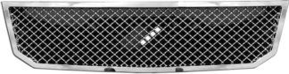 72R-DOAVE08-GME ABS Chrome Mesh Style Replacement Grille