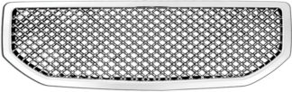 72R-DOCAL07-GME ABS Chrome Mesh Style Replacement Grille