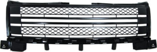 72R-FOEDG07-GBL-BK ABS Black Performance Horizontal Bar w/ Mesh Style Replacement Grille