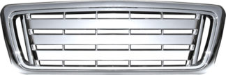 72R-FOF1504-P09 ABS Chrome 09 F150 Style Replacement Grille