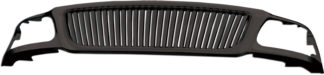 72R-FOF1599-GVB-BK ABS Black Thin Vertical Bar Style Replacement Grille