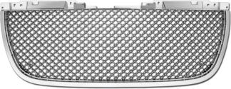 72R-GMYUK07-GME ABS Chrome Bentley Mesh Style Replacement Grille Top