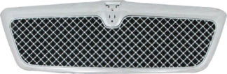72R-LINAV03-ZME ABS Chrome Mesh Style Replacement Grille