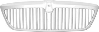 72R-LINAV98-POE ABS Chrome Factory Vertical Style Replacement Grille (26 Bar)