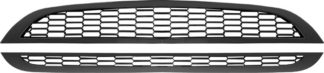 72R-MNCOP01R56-BK ABS R56S Honeycomb Meh Style Performance Main Grille Black Frame/Black Mesh