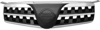 72R-NIMAX04-GFX-CB ABS Chrome-Black FX Style Replacement Grille