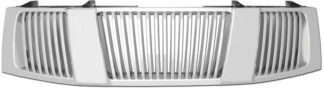 72R-NITIT04-GVB ABS Chrome Vertical Bar Style Replacement Grille
