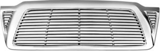 72R-TOTAC05-GBL ABS Chrome Horizontal Billet Style Replacement Grille