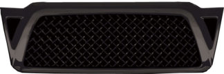72R-TOTAC05-GME-BK ABS Black Mesh Style Replacement Grille