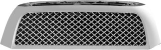72R-TOTUN07-GME ABS Chrome X-Mesh Style Replacement Grille
