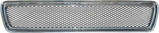 72R-VOS4000AM-CM ABS Chrome Frame Aluminum Mesh Style Replacement Grille