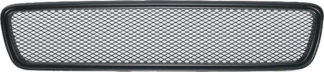 72R-VOS4004AM-BK ABS Matte Black Frame Aluminum Mesh Style Replacement Grille