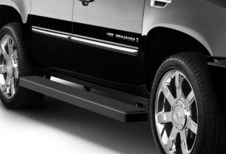 iStep 4 Inch Running Boards 2002-2013 Cadillac Escalade