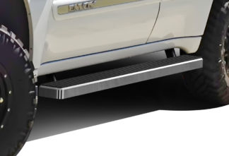 iStep 4 Inch Running Boards 2004-2006 Chevy Trailblazer EXT 2002-2006 GMC Envoy  XL/XUV (Excl. Vehicles With Cladding)