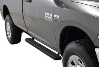 iStep 4 Inch Running Boards 2009-2018 Dodge Ram 1500 Regular Cab 2010-2018 Dodge Ram 2500/3500/4500/5500 Regular Cab