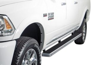 iStep 4 Inch Running Boards 2010-2018 Dodge Ram 2500/3500 Mega Cab