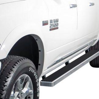 iStep 4 Inch Running Boards 2010-2018 Dodge Ram 2500/3500 Mega Cab