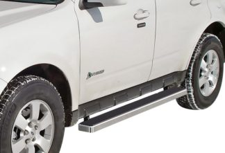 iStep 4 Inch Running Boards 2008-2012 Ford Escape 2008-2011 Mazda Tribute 2008-2010 Mercury Mariner