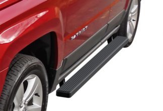 iStep 4 Inch Running Boards 2007-2015 Jeep Patriot