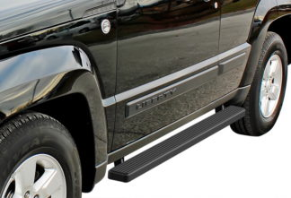iStep 4 Inch Running Boards 2008-2013 Jeep Liberty