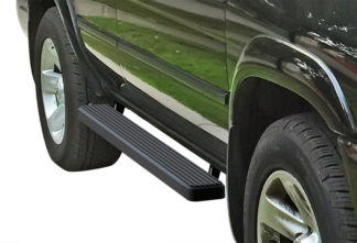 iStep 4 Inch Running Boards 1999.05-2004 Nissan Pathfinder