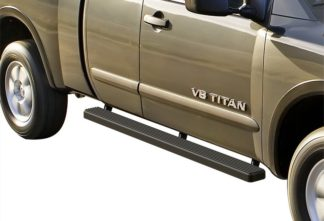 iStep 4 Inch Running Boards 2004-2017 Nissan Titan King Cab