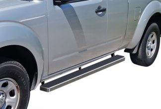 iStep 4 Inch Running Boards 2005-2018 Nissan Frontier King Cab/ 2005-2012 Suzuki Equator Extra Cab