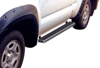 iStep 4 Inch Running Boards 2007-2017 Toyota Tundra Regular Cab