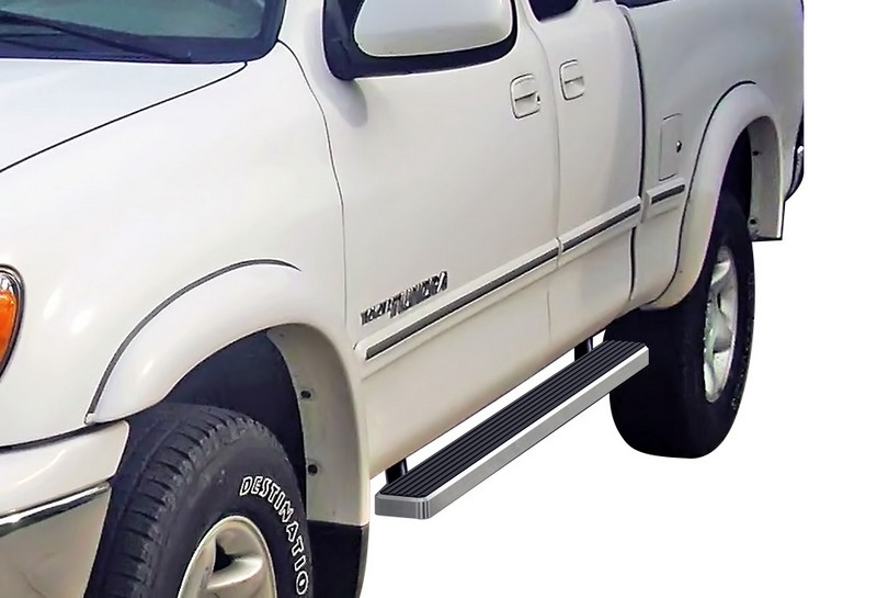 iStep 4 Inch Running Boards 2000-2006 Toyota Tundra Extended Cab