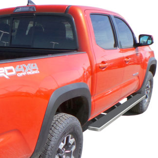 iStep 4 Inch Running Boards 2007-2018 Toyota Tundra Double Cab