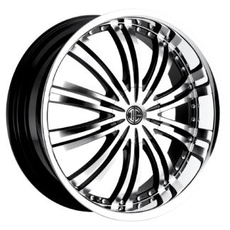 gr1 performance pany background and information 06 Impala Grey 2crave no 01 black diamond custom wheel 15 x 7