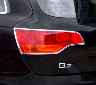 ABS Chrome Tail Light Bezel 2007 - 2013 Audi Q7