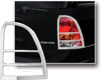 ABS Chrome Tail Light Bezel **SPECIAL** 2004 - 2007 Buick Rainier