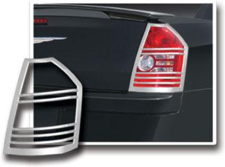 ABS Chrome Tail Light Bezel **SPECIAL** 2008 - 2010 Chrysler 300 | 300C