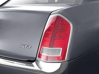 ABS Chrome Tail Light Bezel 2011 - 2014 Chrysler 300 | 300C