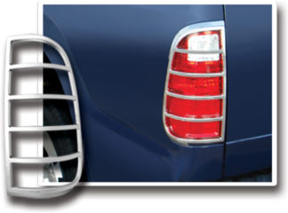ABS Chrome Tail Light Bezel **SPECIAL** 2008 - 2012 Ford F250