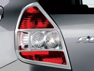 ABS Chrome Tail Light Bezel 2007 - 2008 Honda Fit