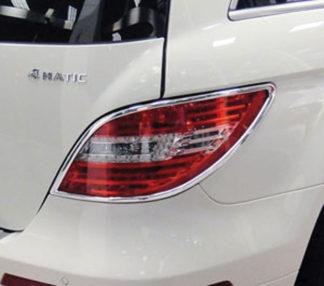 ABS Chrome Tail Light Bezel 2011 - 2012 Mercedes R-Class