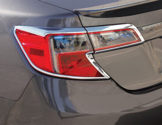 ABS Chrome Tail Light Bezel 2012 - 2014 Toyota Camry