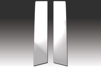 Mirror Finish Stainless Steel Pillar Post 2-Pc 2008 - 2012 Honda Accord-Coupe