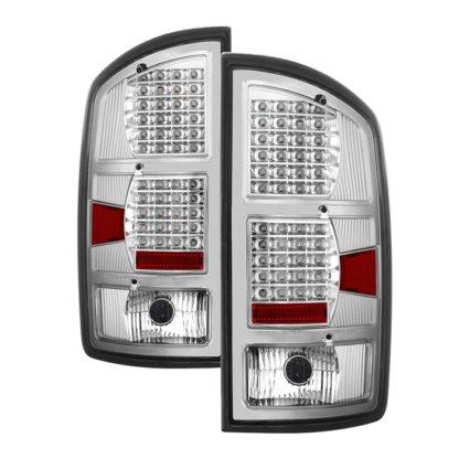 ALT-JH-DR02-LED-G2-CDodge Ram 02-06 1500 / Ram 2500/3500 03-06 LED Tail Light - Chrome