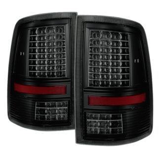 ALT-JH-DR09-LED-G2-BSMDodge Ram 1500 09-18 / Ram 2500/3500 10-18 LED Tail Lights - Incandescent Model only ( Not Compatible With LED Model ) - Black Smoke