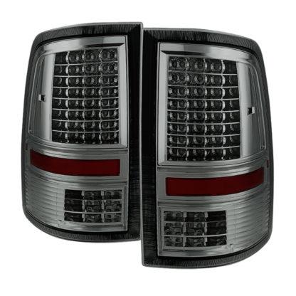 ALT-JH-DR09-LED-G2-SMDodge Ram 1500 09-18 / Ram 2500/3500 10-18 LED Tail Lights - Incandescent Model only ( Not Compatible With LED Model ) - Smoked