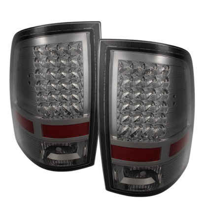 ALT-JH-DR09-LED-SMDodge Ram 1500 09-18 / Ram 2500/3500 10-18 LED Tail Lights - Incandescent Model only ( Not Compatible With LED Model ) - Smoke
