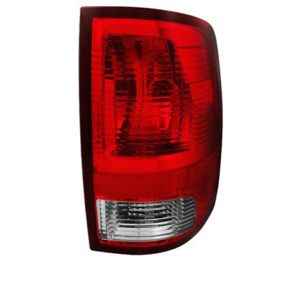 ALT-JH-DR09-OE-R( POE ) DodgeRam 1500 09-18 ( 13-15 won't fit Sport/RT/Laramie Models) / Ram 1500/2500 10-18 Passenger Side Tail Lights -OEM Right