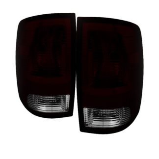 ALT-JH-DR09-OE-RSM( POE ) Dodge Ram 1500 09-18 ( 13-15 won't fit Sport/RT/Laramie Models) / Ram 1500/2500 10-18 OEM Style Tail Lights - Dark Red
